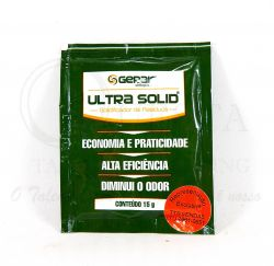 Solidificador de Resíduos  - ULTRA SOLID