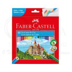 Lápis de Cor Faber Castel - 48 cores