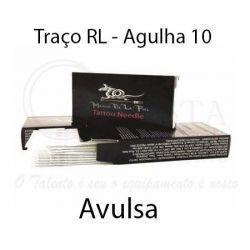 Agulhas Marco De La Piel - TRAÇO RL (10) - Avulsa