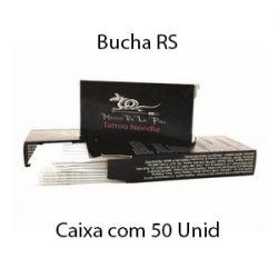 Agulhas Marco De La Piel - BUCHA RS - Caixa c/ 50 agulhas