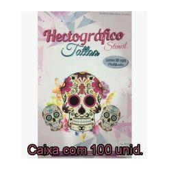 Papel Hectográfico TTs - Cx c/ 100 uni.
