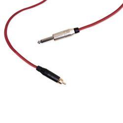 Clip Cord Electric Ink - RCA - Vermelho