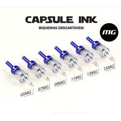Biqueira Descartável CAPSULE INK 28mm- PINTURA