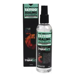 TropicalDerm Spray Tattoo SEALING - 240ml