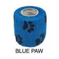 Bandagem para Biqueira Phanton HK 5 cm - Azul Pata (Blue with Paw)