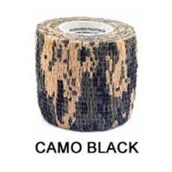 Bandagem para Biqueira Phanton HK 5 cm - Camuflada (Camo Black)