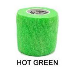 Bandagem para Biqueira Phanton HK 5 cm - Verde Fluorescente (Hot Green)