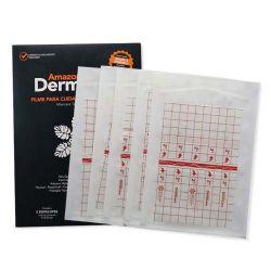 DermCare Amazon Filme Protetor - Envelopes com 5 folhas