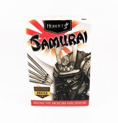 Agulhas Body Piercing  SAMURAI 16GA 1.2mm (HOOKED) - CURVADAS
