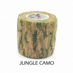 Bandagem para Biqueira Phanton HK 5 cm - Camuflada (Jungle Camo)