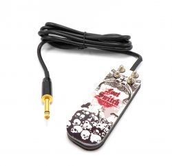 Pedal FOOT SWITCH Slim - PRETO