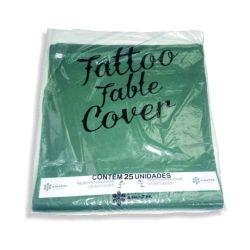 Tattoo Table Cover Amazon - 25 Unidades (FORRA BANCADA)