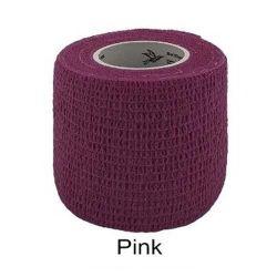 Bandagem para Biqueira Phanton HK 5 cm - Rosa (Pink)